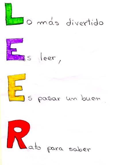 Leer Spanish Verbs